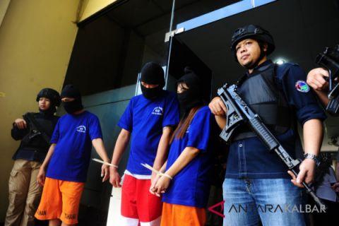 Polisi Bekuk Pengedar Sabu