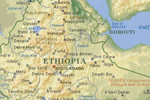 Negara Ethiopia dalam keadaan darurat