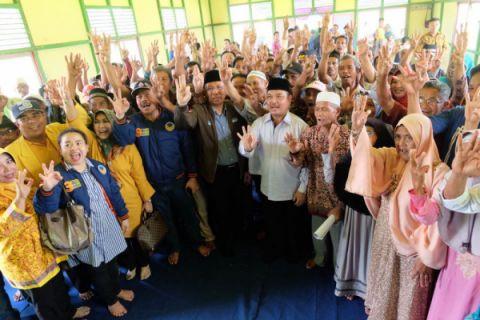 Sutarmidji-Norsan janjikan perbaikan jalan-air bagi masyarakat Kayong