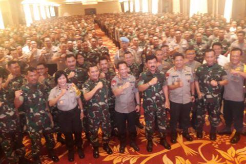 TNI-Polri harus netral jaga pesta demokrasi