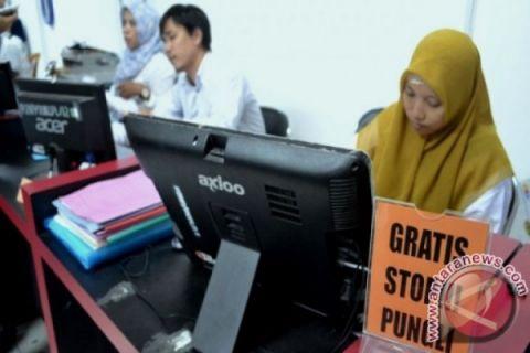 Program Pelayanan Administrasi Terpadu Kecamatan  Kapuas Hulu belum maksimal