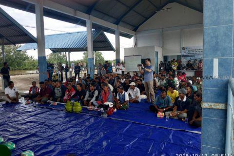 Para nelayan diimbau beli elpiji di agen resmi