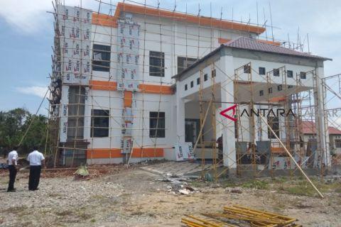 Pembangunan Kantor Bandara Putussibau Rp8,2 miliar