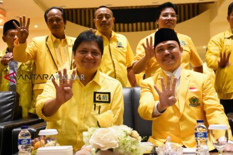 Golkar Kalbar Menangkan Jokowi-Ma