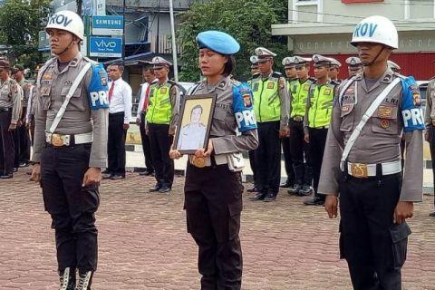 Polres Sanggau pecat satu anggotanya