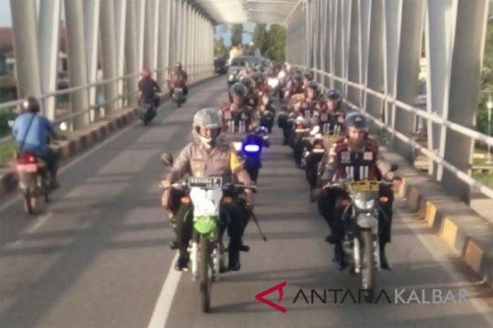 Konvoi Pengamanan Imlek 2569