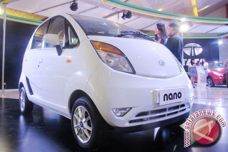 Tata Motor Luncurkan Nano