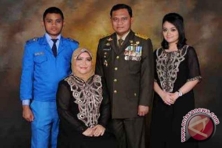 Mayjen TNI Ibrahim Saleh Jadi Pangdam Tanjungpura Baru