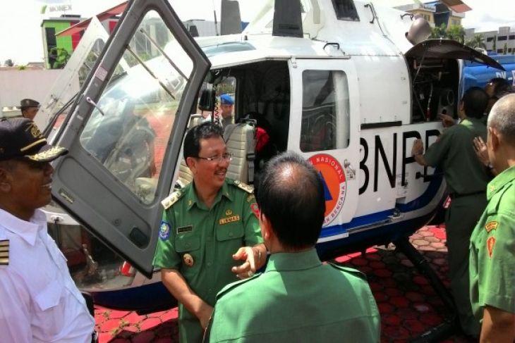 Pemprov Kalbar ajukan bantuan helikopter tangani karhutla