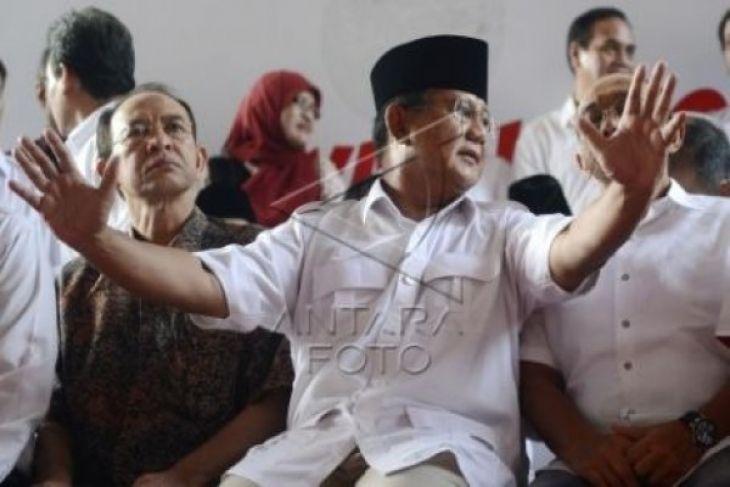 Prabowo gandeng Sandiaga maju Pilpres