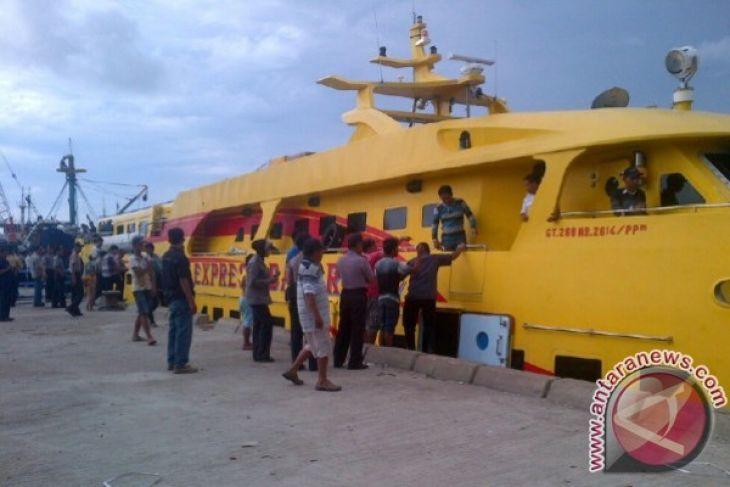 Tiket Kapal Cepat Rute Ketapang Pontianak Masih Normal Antara News