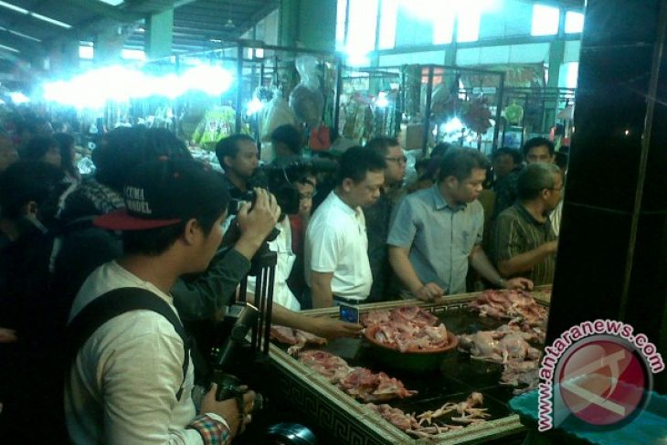Harga Ayam Di Pontianak Rp22.000 Per Kilogram