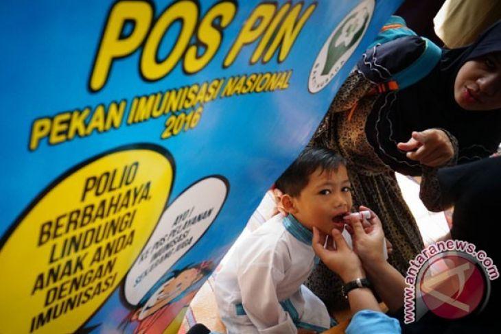 Dinkes Kalbar terus sosialisasi manfaat imunisasi