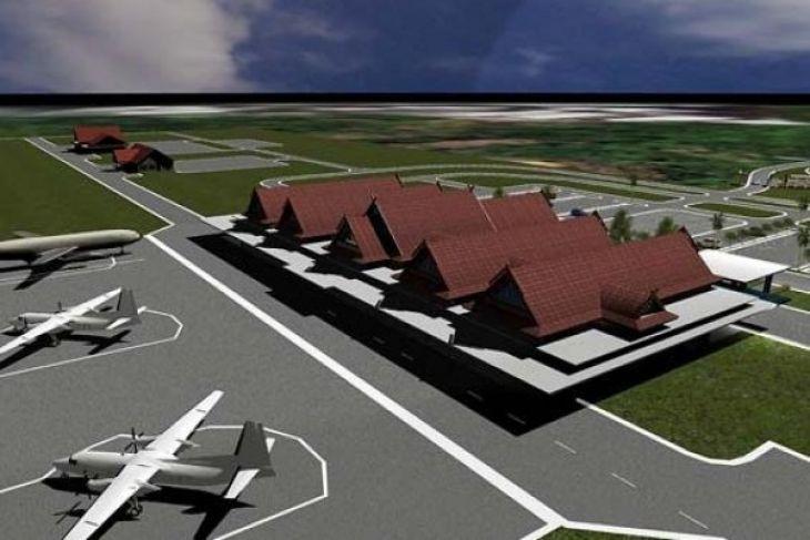 Bandara Singkawang mulai dibangun Mei