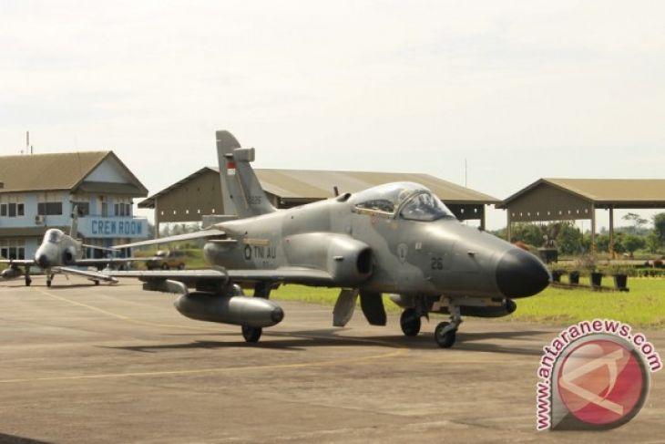 Skadron Elang Khatulistiwa Tuntaskan Latihan di Pekanbaru