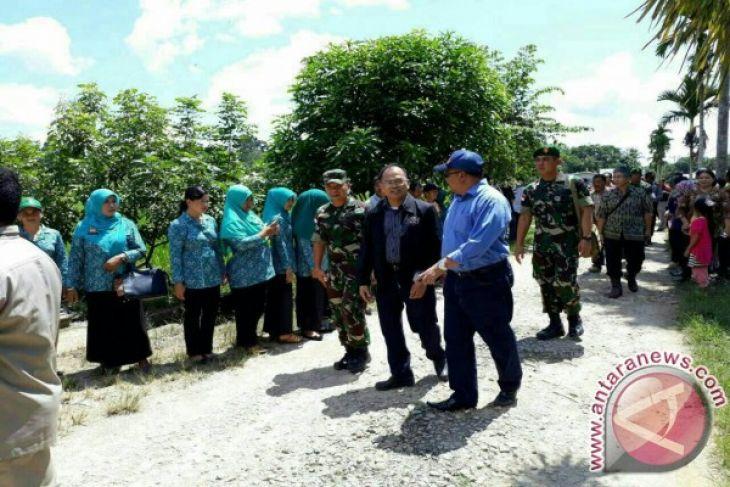 Sanggau Siap Ekspor Beras dan Jagung ke Malaysia