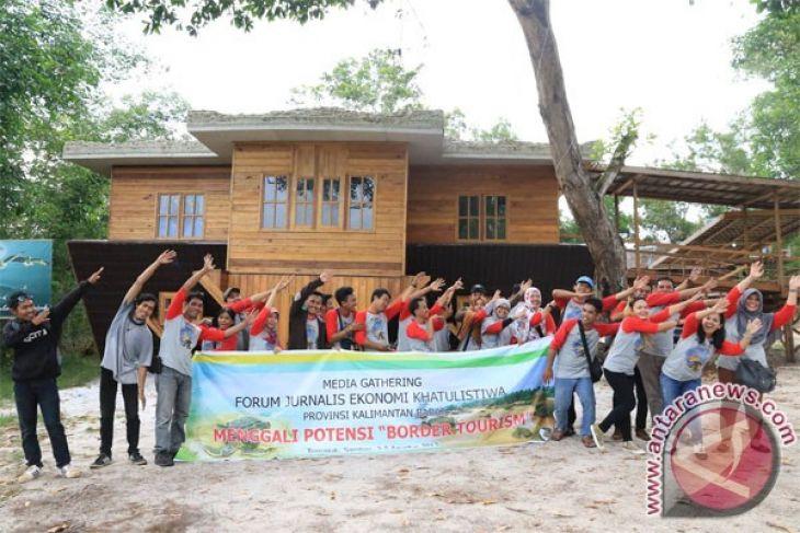 Empat objek wisata Sambas yang ramai dikunjungi