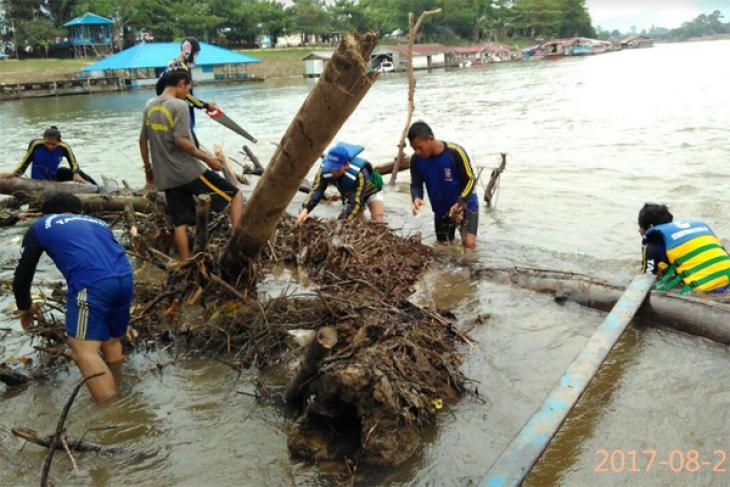 Tagana Imbau Warga Kapuas Hulu Waspada Banjir