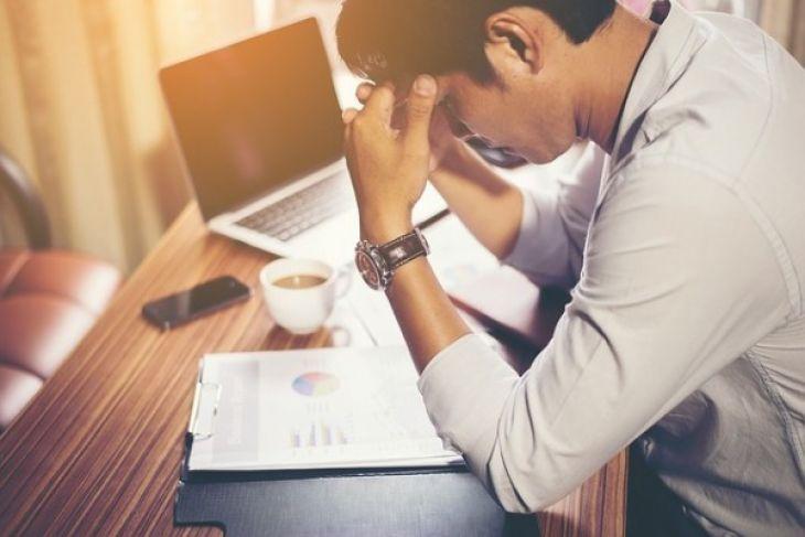 Ternyata stres bisa menular