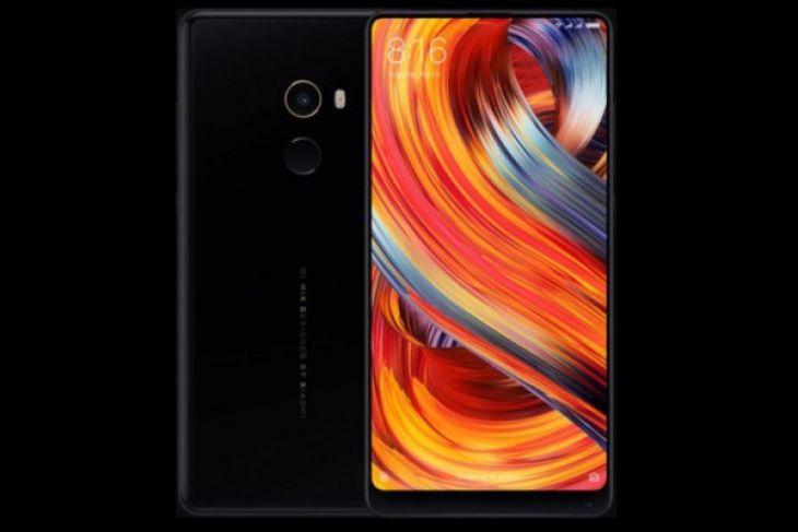 Xiaomi luncurkan ponsel andalannya Mi Mix 2 di India