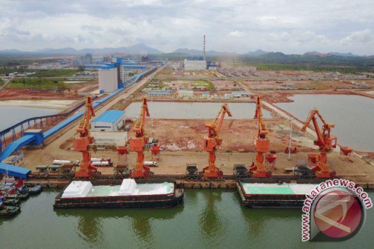 Pembangunan Pelabuhan Kijing merupakan janji politik presiden