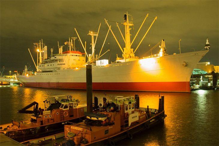 Kapal Listrik kapasitas 2.000 ton meluncur di Guangzhu