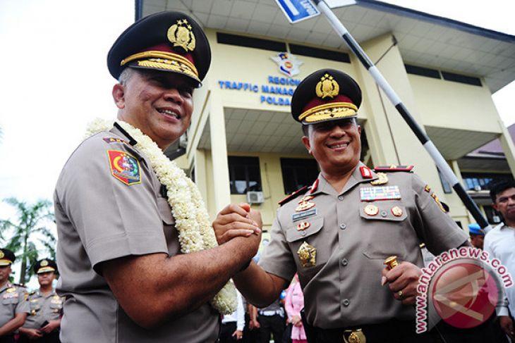 Gubernur Minta Kapolda Baru Maksimalkan Pengamanan Pilkada