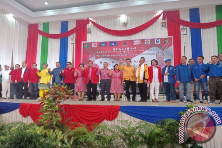PH - YO mendaftar ke KPU Sanggau