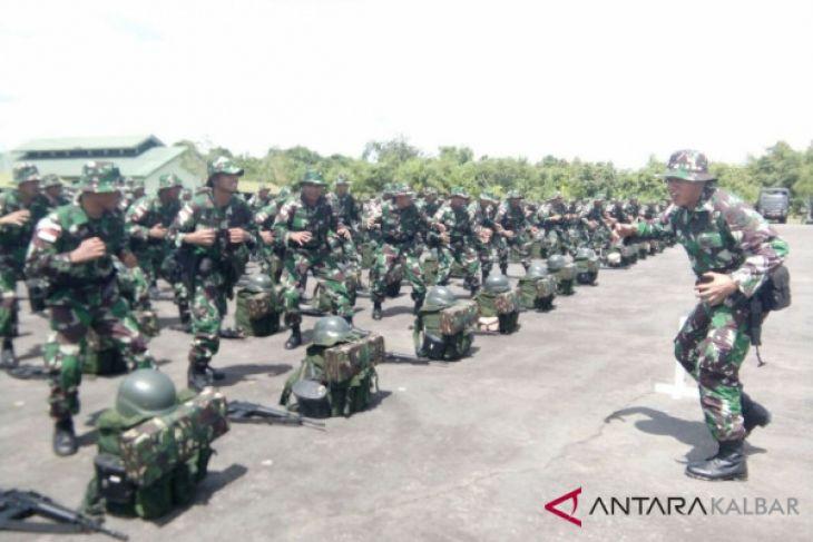 450 prajurit Batalyon Raider Ke Papua