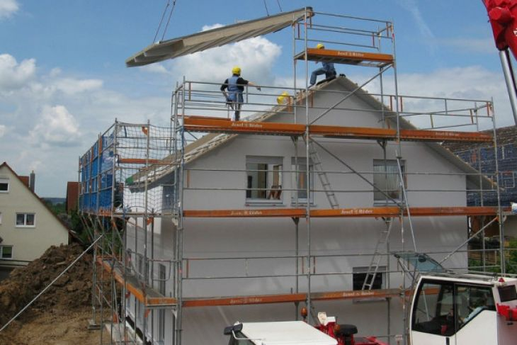 Pembangunan penitipan anak Biara Susteran Pasionis Sekadau dimulai