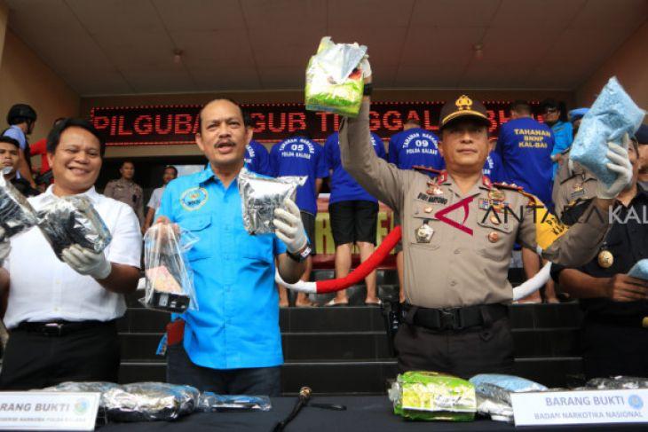 BNN sosialisasikan bahaya narkoba kepada POM