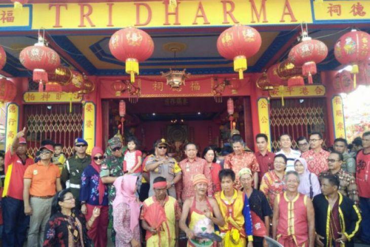 Pj Bupati ajak kebhinekaan Sanggau terus dipertahankan