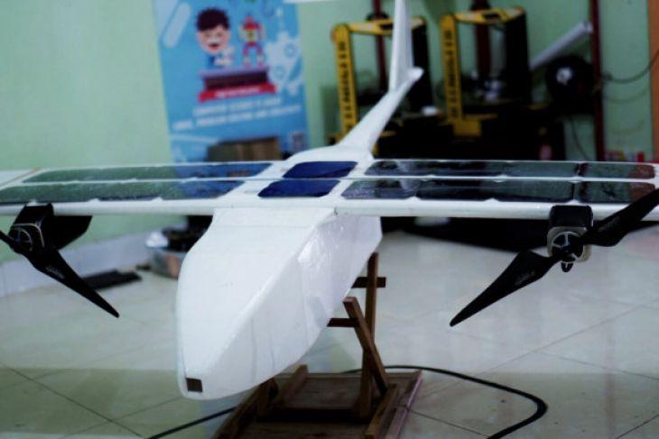 Borneo Skycam hadirkan drone tenaga surya