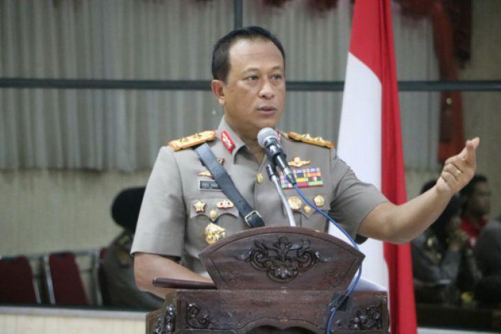 Kapolda Kalbar: Tidak ada kerja sama antara Polres Ketapang dengan Polisi RRT