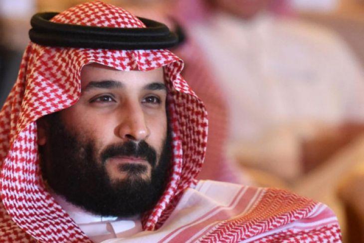 Putra Mahkota Arab Saudi bertemu pemimpin politik dan agama Inggris