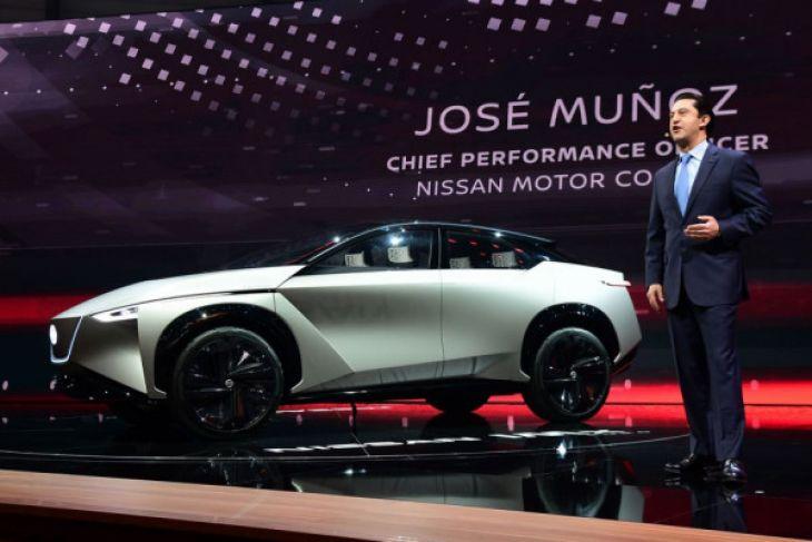 Nissan perlihatkan potensi di pasar otomotif China