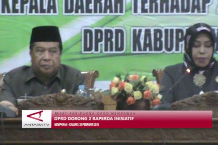 Daftar Siaran Liputan Khusus Rapat Paripurna DPRD Kabupaten Mempawah