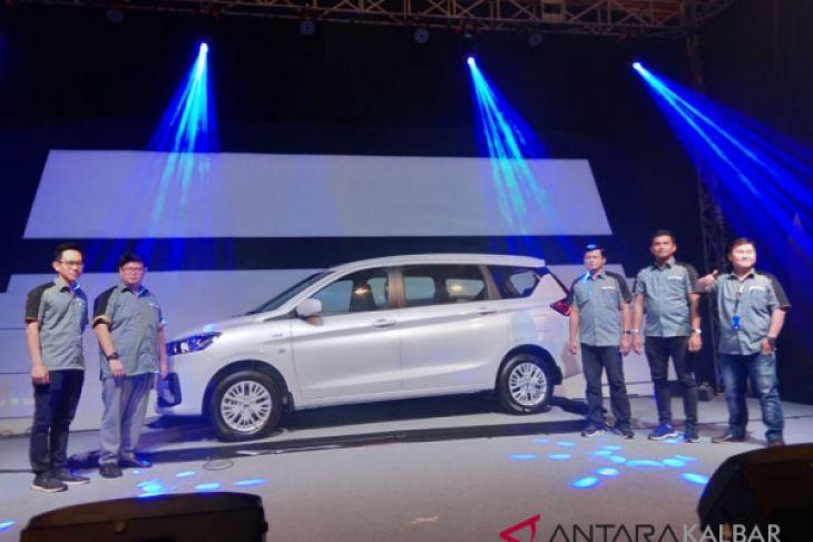 Suzuki targetkan pasar 14 persen dari All New Ertiga