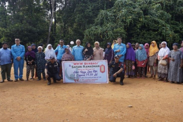 WHW gelar berbagi dan Safari Ramadhan