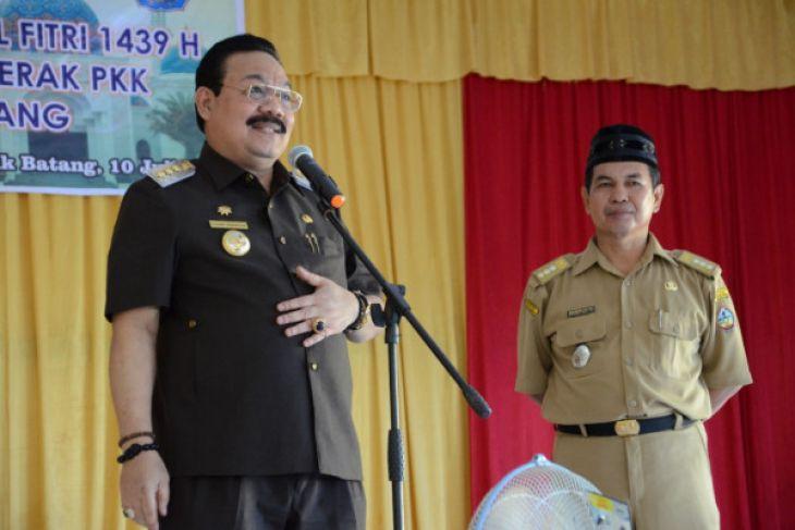 Pj Bupati Kayong Utara kunjungi dua kecamatan
