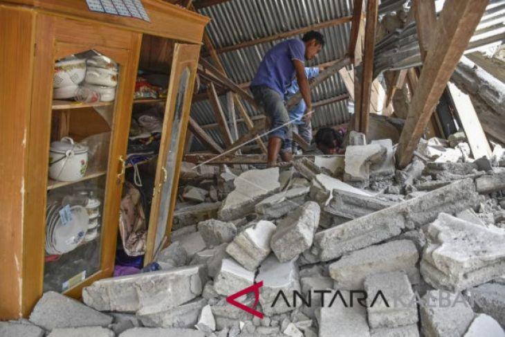 Belum perlu bantuan asing untuk tangani gempa NTB