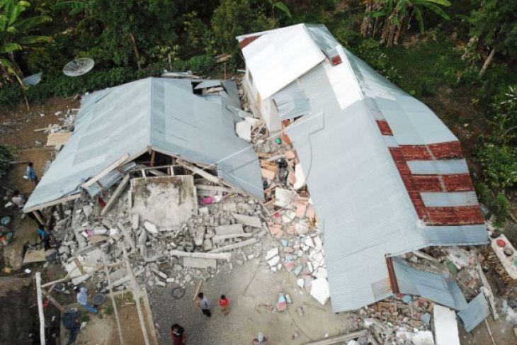 Lombok Utara diguncang gempa susulan 6,2 SR