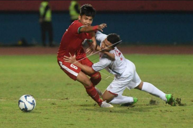 Indonesia vs Vietnam di Piala AFF U19