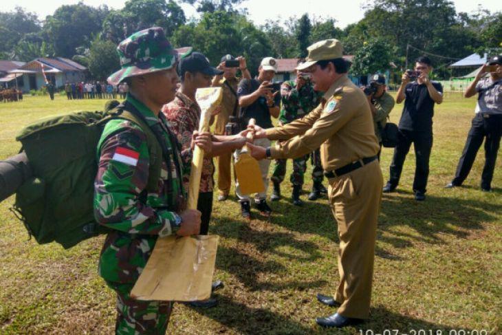 TNI - masyarakat percepatan pembangunan desa