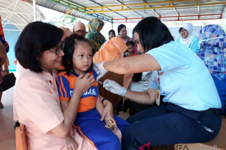 Masyarakat harus mengerti manfaat imunisasi