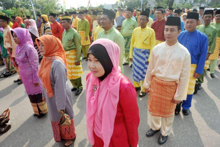 PNS diimbau gunakan pakaian Melayu di hari jadi Kota Pontianak