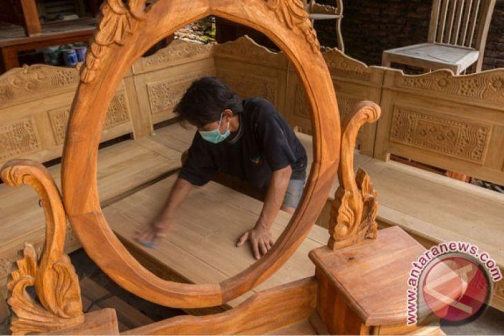 Produk furnitur jati Indonesia diminati pasar Amerika Serikat