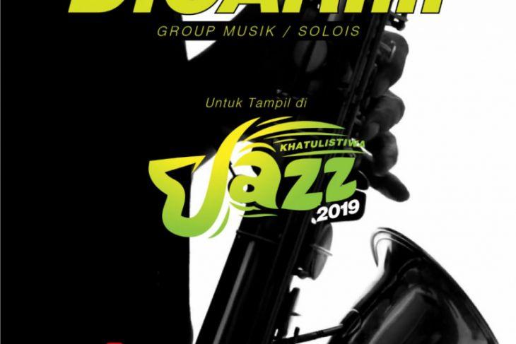 Pontianak akan gelar Khatulistiwa Jazz Festival 2019