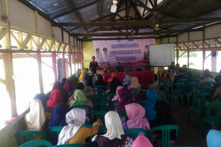 BKKBN layani masyarakat sepanjang DAS Kubu Raya