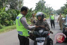 Polres Tabalong Catat 1.061 Pelanggar Lalu Lintas
